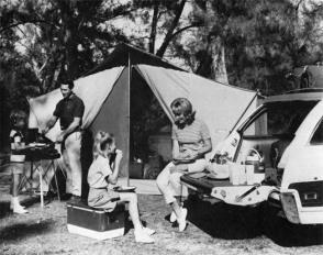KOA Campsite