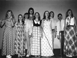 church basement 1975