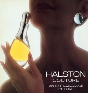 halston couture