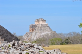 Uxmal! Magical.