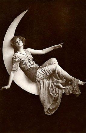 Riding a Crescent Moon