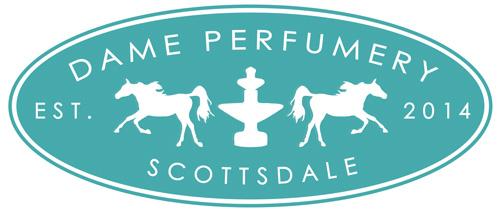 Dame Perfumery Logo