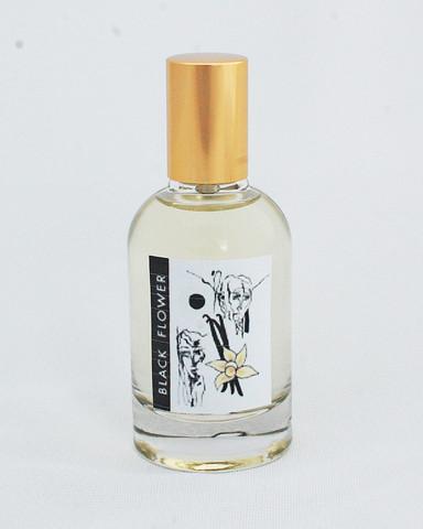 Dame Perfumery Black Flower Mexican Vanilla