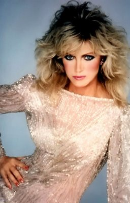 Donna Mills...the eyes have it!