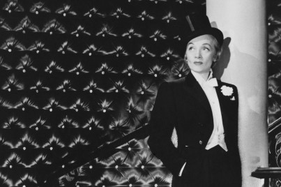 The one and only Marlene Dietrich