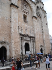 The Merida Cathedral