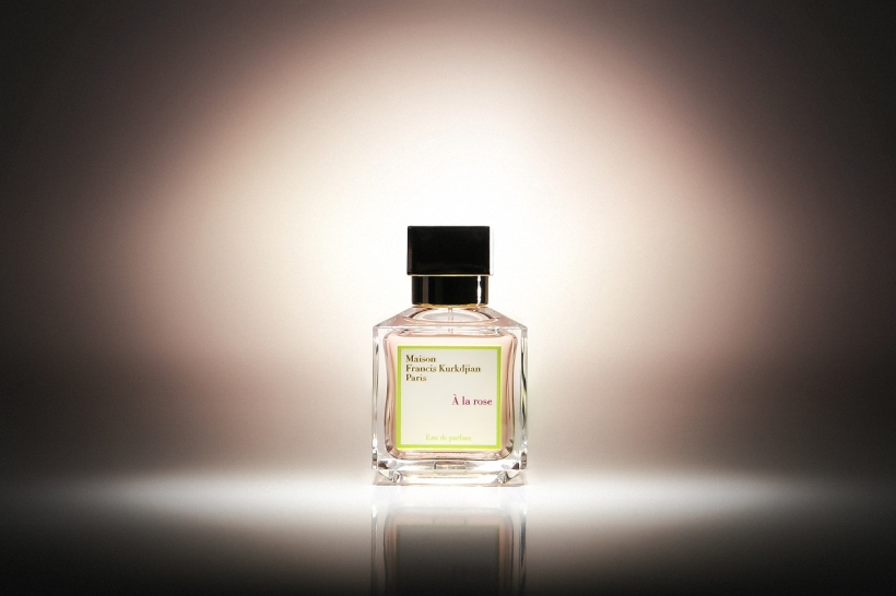 La rose by maison francis kurkdjian the scented hound for A la rose maison francis kurkdjian