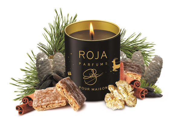 Roja Parfums Essence of Christmas candle