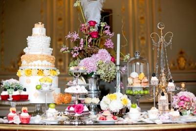 lavish desserts