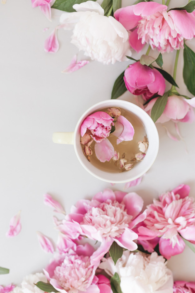 cup of pink